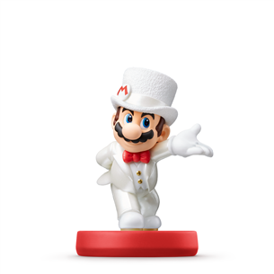 Amiibo SMO Wedding Mario, Nintendo