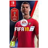 Spēle priekš Nintendo Switch, FIFA 18