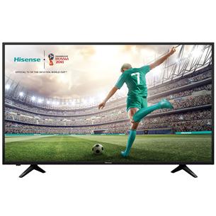 55 Ultra HD 4K LED televizors, Hisense