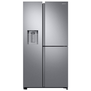 Side-by-side refrigerator, Samsung / height: 178 cm