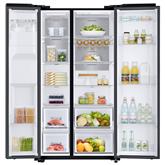 Side-by-side refrigerator Samsung (178 cm)