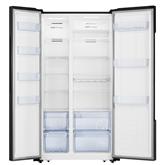 Ledusskapis Side-by-Side, Hisense / augstums: 178,6 cm