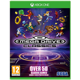 Игра для Xbox One, Sega Mega Drive Classics