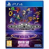 Spēle priekš PlayStation 4, Sega Mega Drive Classics