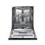 Iebūvējama trauku mazgājamā mašīna, Samsung / 14 komplektiem
