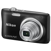 Digitālā fotokamera COOLPIX A100, Nikon