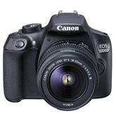 Digitālā spoguļkamera EOS 1300D + 18-55mm objektīvs, Canon