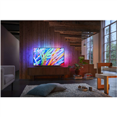 49 Ultra HD 4K LED LCD televizors, Philips