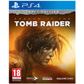 Spēle priekš PlayStation 4, Shadow of the Tomb Raider Croft Edition