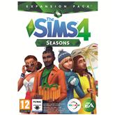 Игра для ПК, The Sims 4 Seasons
