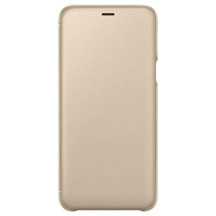 Apvalks Wallet Cover priekš Galaxy A6+, Samsung