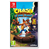 Игра для Nintendo Switch, Crash Bandicoot N. Sane Trilogy