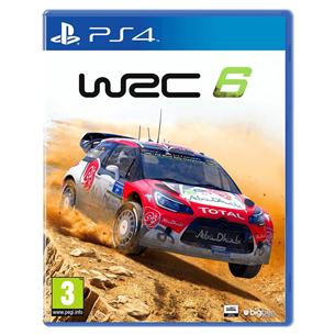 Spēle priekš PC, WRC 6
