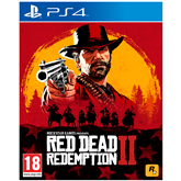 Игра для PlayStation 4 Red Dead Redemption 2