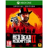 Spēle priekš Xbox One Red Dead Redemption 2 Special Edition