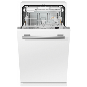 Built-in dishwasher Miele (9 place settings) G4782SCVI