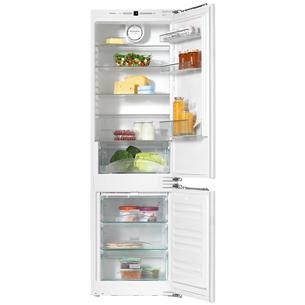 Iebūvējams ledusskapis, Miele (177 cm)