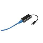 Adapteris USB-C / RJ45, Trust