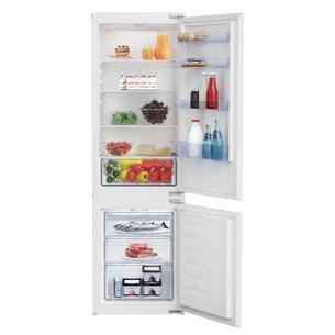 Iebūvējams ledusskapis, Beko / augstums: 178 cm