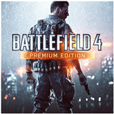 PS4 game Battlefield 4 Premium Edition