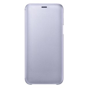 Apvalks Wallet Cover priekš Galaxy J6, Samsung