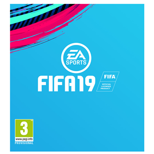 Spēle priekš PC, FIFA 19