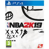Spēle priekš PlayStation 4, NBA 2K19