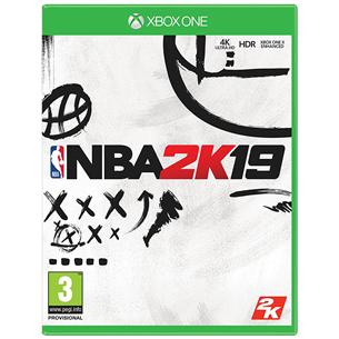 Spēle priekš Xbox One, NBA 2K19