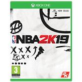 Игра для Xbox One, NBA 2K19
