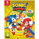 Игра для Nintendo Switch, Sonic Mania Plus