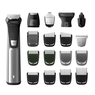 Bārdas trimmeris Multigroom 7000 series 18 in 1, Philips