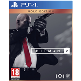 Spēle priekš PlayStation 4, Hitman 2 Gold Edition