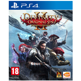 PS4 game Divinity: Original Sin 2 Definitive Edition