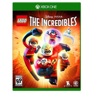 Spēle priekš Xbox One, LEGO The Incredibles