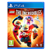 Spēle priekš PlayStation 4, LEGO The Incredibles