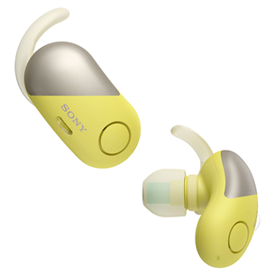 Bezvadu austiņas ar trokšņu slāpēšanu WF-SP700N, Sony