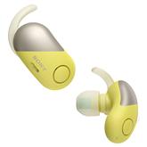 Noise cancelling wireless earphones WF-SP700N, Sony