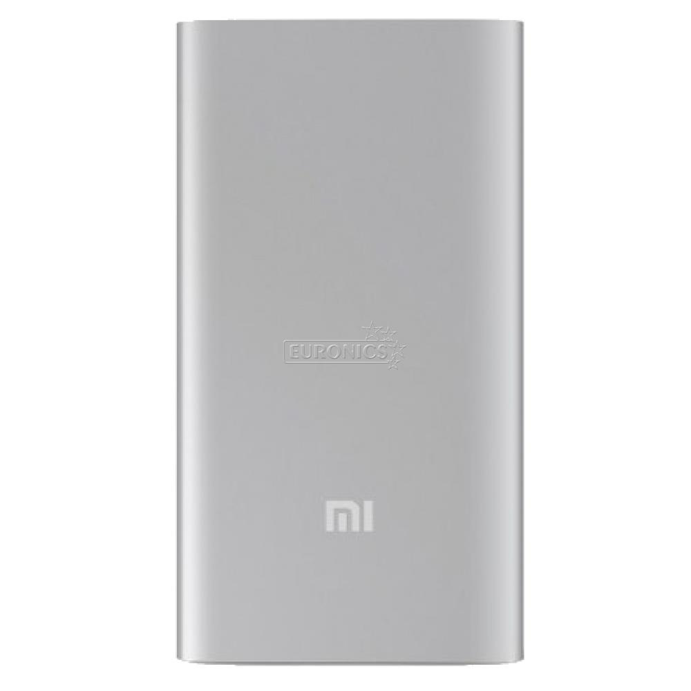Powerbank Mi Power Xiaomi 5000 Mah Ndy 02 Am Slim Bank Ori