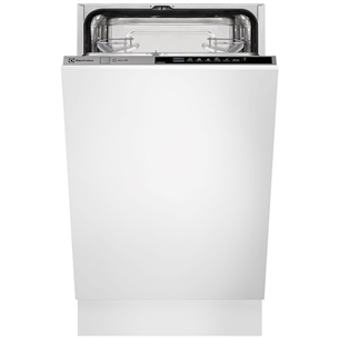 Built-in dishwasher, Electrolux / 9 place settings