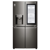 Refrigerator Side-by-Side, LG / height: 179 cm