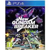 Spēle priekš PlayStation 4, New Gundam Breaker