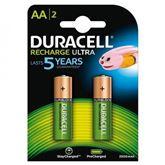 Lādējamās baterijas AA, Duracell / 2400 mAh / 2 gab