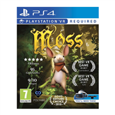 Spēle priekš PlayStation 4 VR, Moss