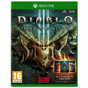 Spēle priekš Xbox One, Diablo 3: Eternal Collection
