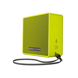 Portatīvais skaļrunis Music Box 1+ Pear, EnergySistem