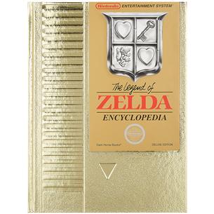 Grāmata The Lgend of Zelda Encyclopedia