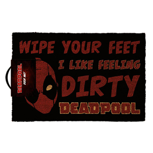 Kājslauķis Deadpool
