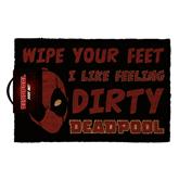 Дверной коврик Deadpool