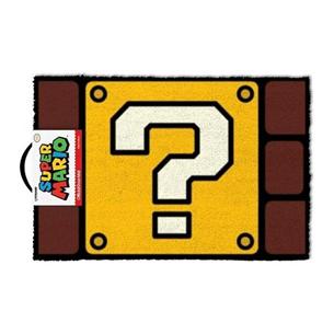 Durvju paklājs Super Mario