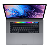Portatīvais dators Apple MacBook Pro (2018) / 15, ENG klaviatūra